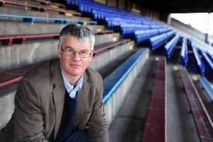 Former Scottish rugby international David Johnston has questioned the independence of the SRU review. Picture: Jane Barlow