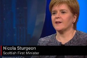 Nicola Sturgeon gave an interview to CNN during a trip to the United States earlier this year and said Scotland would be independent within five years