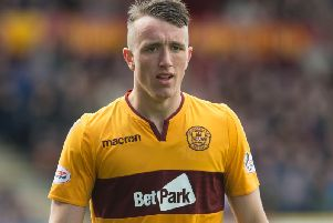 David Turnbull reportedly has a problem with his knee.