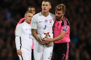 Martin Skrtel is wanted by Rangers.
