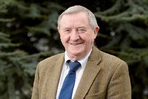 David Thomlinson in 2015 (Picture: Stuart Walker Photography)