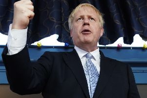 Conservative party leadership contender Boris Johnson has not ruled out suspending the Westminster parliament to force through a no-deal Brexit without MPs' consent. (Picture: PA Wire)