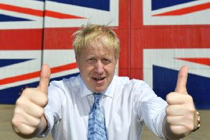 Boris Johnson is set to become the UK's next Prime Minister (Picture: Dominic Lipinski - WPA Pool/Getty Images)