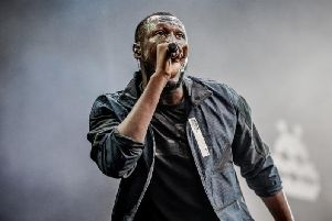 British rapper Stormzy is one of the headline acts at TRNSMT. (Picture: Shutterstock)