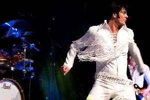 Paul Thorpe as Elvis