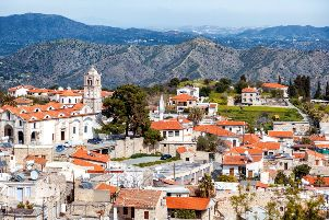 Lefkara village, in the foothills of Cyprus's Trodos mountains, is famed for its embroidery and silverwork.