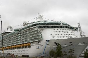 The Freedom of the Seas, a Royal Caribbean cruise ship, was the scene of the tragedy.