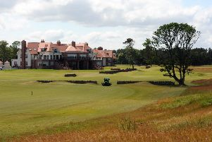 The Renaissance Club in North Berwick will host this year's Scottish Open. Picture: Ian Rutherford