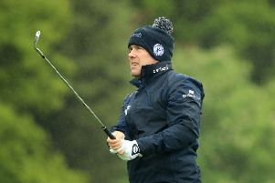 Richie Ramsay, who is attached to The Renaissance Club, knows every nook and cranny of the course. Picture: Getty Images