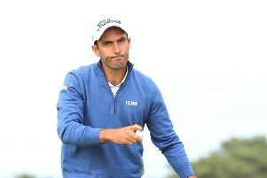 Edoardo Molinari impressed on Day 1 of the Aberdeen Standard Investments Scottish Open. Picture: Andrew Redington/Getty Images