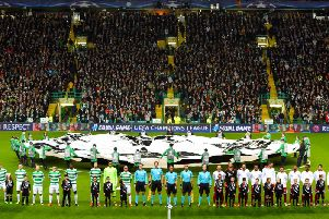 Celtic will be looking to make it back to the Champions League group stages.