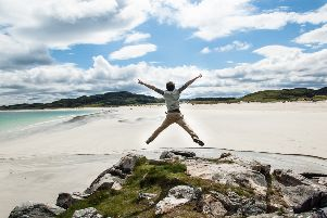 Communities in the Highlands and Islands topped the Bank of Scotland's happiness index