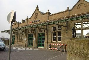 Arbroath train station. Picture: Wikimedia Commons
