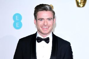 Richard Madden. Picture: PA