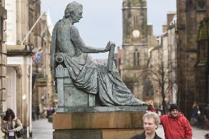 Seat of the Enlightenment: Brexit is a threat to Edinburgh's proud tradition of education (Picture: Greg Macvean)