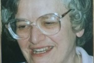 Julie-Ann Macqueen, obit in paper 18/07/2019