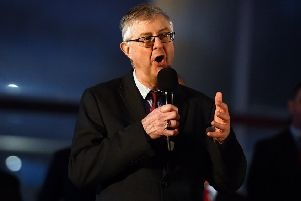Mark Drakeford, Labour's First Minister of Wales, has said his support for union is not 'unconditional' (Picture: Simon Galloway/PA)