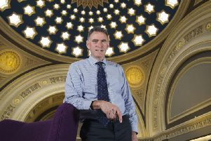 McEwan started as RBS chief in October 2013. Picture: Ian Rutherford.