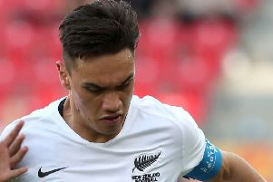 New Zealand's Max Mata has joined Kalju. Picture: Czarek Sokolowski/AP/Shutterstock