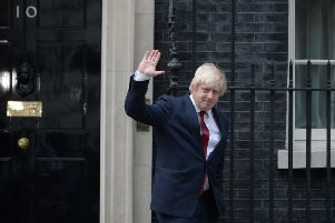 Boris Johnson has been named the leader of the Conservative party