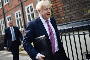 Boris Johnson was overwhelmingly elected party leader by the Conservative membership (Picture: Peter Summers/Getty)