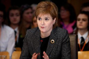 "Nicola Sturgeon has warned of ""huge concerns"" Brexit"