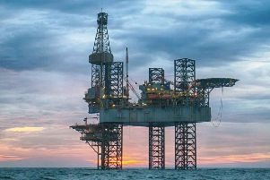 Oil has started to flow from the Mariner field in the North Sea
