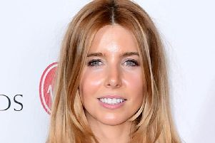 Last year's Strictly Come Dancing winner Stacey Dooley
