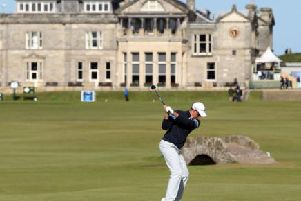 St Andrews requires golfers to prove their handicap before they play.