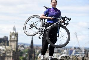 Katie Archibald has played down her chances ahead of the Women's Tour of Scotland. Picture: Lisa Ferguson