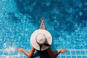The law states that it would be discriminatory to prohibit women from swimming topless (Photo: Shutterstock)