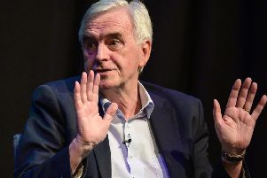 John McDonnell has said a future Labour government would not block a second independence referendum