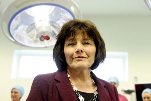 Doctors and nurses are due an explanation from Health Secretary Jeane Freeman (pictured), writes Brian. Picture Michael Gillen.