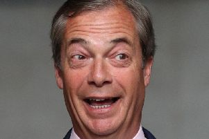 """Nigel Farage said the Queen Mother was an """"overweight, chain-smoking gin drinker"""" in a series of incendiary remarks."""