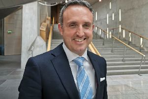 Alex Cole-Hamilton is the Lib Dem MSP for Edinburgh Western. Picture: PA