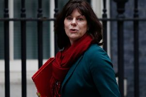 Claire Perry MP is the UK's nomination for president of the 2020 global climate change summit (Picture: Adrian Dennis/AFP/Getty Images)