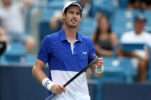 Andy Murray has admitted he had second thoughts about not participating in the US Open singles