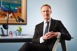 Burness Paull chair Peter Lawson said uncertainty had 'a tangible impact' on the oil and gas and commercial property markets. Picture: contributed