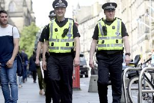 Officers are warning of pickpockets in Edinburgh. Picture: TSPL