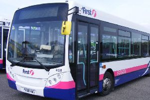 First Bus is facing a potential strike by drivers in Glasgow. Picture: Contributed
