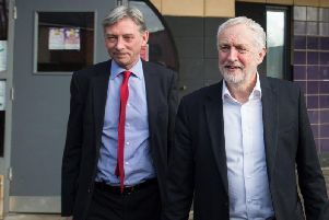 "Jeremy Corbyn has left Richard Leonard ""dangling in the breeze"" and ""surrendered"" to the SNP on an independence referendum, it has been claimed."