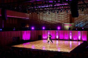 The World Tango Championships is currently being held in Buenos Aires.
