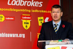 Ladbrokes are set to end their partnership with the SPFL. Picture: SNS