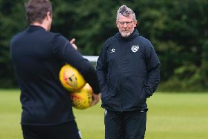 Craig Levein is excited by the prospect of adding Ryotaro Meshino to his Hearts team.