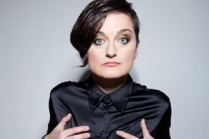 Zoe Lyons headlines tonight's event.
