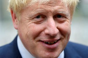 Prime Minister Boris Johnston. Picture: PA