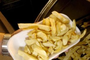 Scotland has a 'damaging relationship' with junk food.