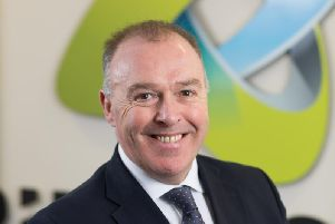 Phill Maurer is the managing director for Bilfinger UK. Picture: Contributed