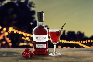 Arbroaths Redcastle Spirits is among the featured distillers at Aldi's Spirits of Scotland Festival. Picture: contributed