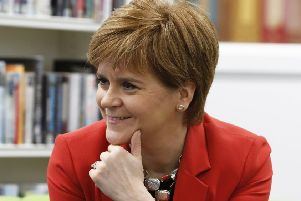 Nicola Sturgeon, just like Boris Johnson, peddles divisive nationalism